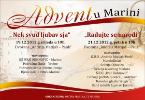 plakat advent 2012