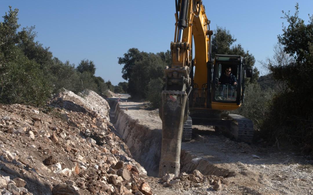 Počeli radovi na vodoopskrbi Sevida