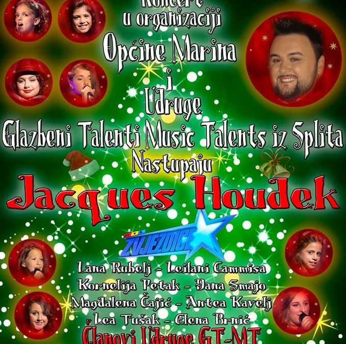 Božićni koncert u Marini