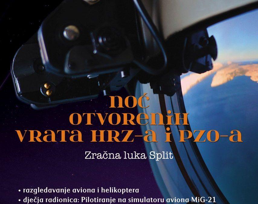 Noć otvorenih vrata HRZ-a i PZO-a