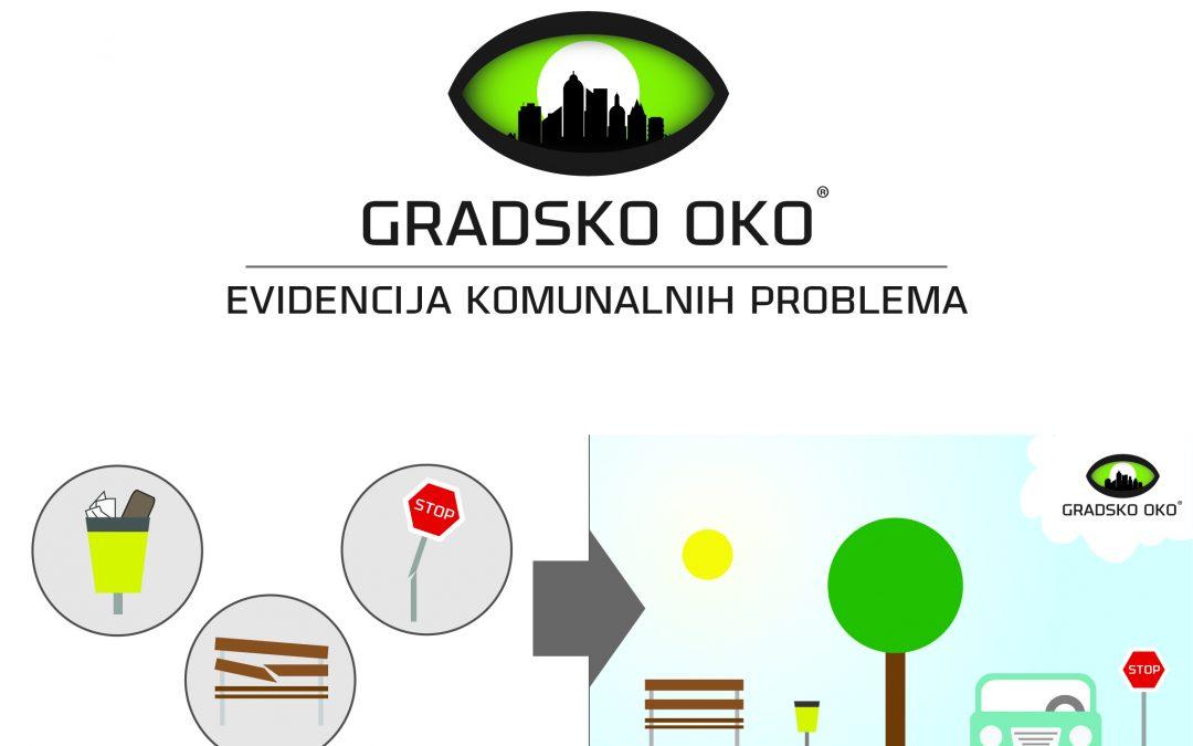 """Općina Marina uvela aplikaciju """"GRADSKO OKO"""""""
