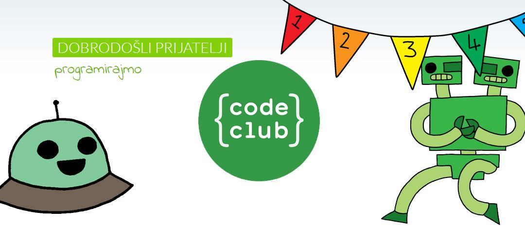 Code Club – besplatna škola programiranja za najmlađe – prijave