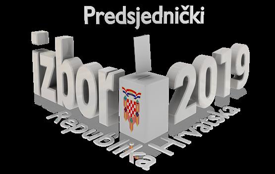 Izbori za predsjednika Republike Hrvatske – Objava biračima