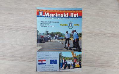 Marinski list, kronika Općine Marina br.12